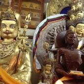 Idol of Padmasambhava