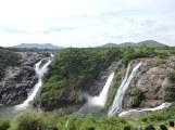 The Gaganachukki Falls