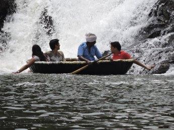 At the Bharachukki Falls
