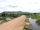 Old bridge on the way to Bharachukki