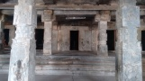 Inside the Vydyanatheshwara temple