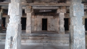 Inside the Vydyanatheshwara temple