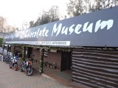 The chocolate museum