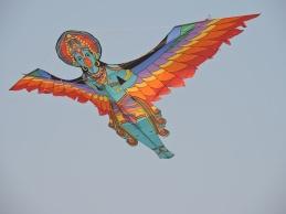 Kites at Panambur beach