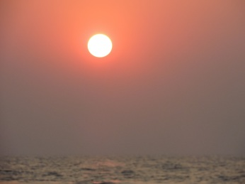 Panambur beach,sunset, part 5