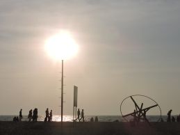 Sunset at Malpe Beach