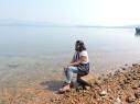 Near the Agnashini river