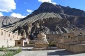 Tabo - old monastery