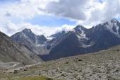 Kunzum Pass. En-route Losar